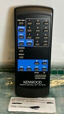 """GENUINE KENWOOD AUDIO Remote Control RC-P0715 """"No Battery Cover"""""""