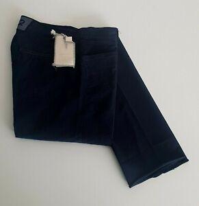 9.2 Carlo Chionna 078UC024 Pantalone Uomo Alcantara in Cotone  -75 % OCCASIONE
