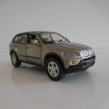 Automobile car miniature BMW X5 2007 POPAK NEW-RAY MFG made in China