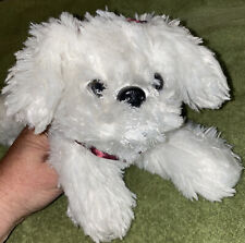 Little Brownie Bakers White Dog Shih Tzu Plush Toy - Girl Scout Award