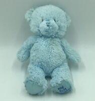 Baby Gund My First Teddy Bear Stuffed Animal Plush Blue Boy C