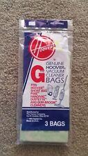 Hoover Quick Broom Type G Vacuum Cleaner Bags 4010008G