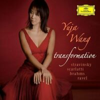 Yuja Wang - Transformation Stravinsky  Scarlatti  Brahms  Ravel [CD]