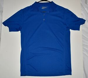 Men's Nike Dri-Fit Golf Sports Cotton T Shirt Jersey Casual Short Sleeve Medium