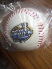 Official 2003 WORLD SERIES 100th Anniversary Baseball Yankees Marlins Sealed