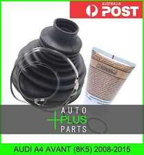Fits AUDI A4 AVANT (8K5) 2008-2015 - Boot Inner Cv Joint Kit 80.5X109X26.5