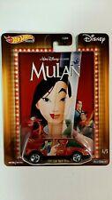 2020-Hot Wheels-Premium-A Disney Classic-Mulan #4/5 Dream Van XGW-1:64-Boys-3+