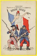 cpa Illustrateur André LEMOINE 1793 1915 Toujours pour la PATRIE et la LIBERTÉ