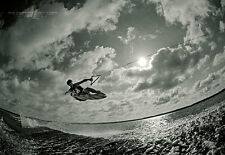 Aaron Reed Wakeboard/Wakeskate Poster w/Free Parks Poster