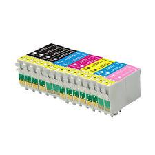 14 Ink Cartridge For Epson Printer R200 R220 R300  RX600 RX620 RX640