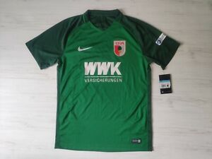 FC Augsburg 2017 2018 Away Jersey Football Shirt Nike Germany Size M