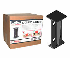 72X Loft Legs Loftlegs Stilts Insulation Spacer Boarding Raised Storage 175mm