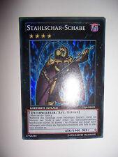 STAHLSCHAR-SCHABE CT09-DE021 SUPERRARE LIMITIERT TOP YU-GIOH