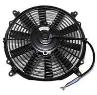 "16"" 12V 80W Radiator Fan Universal Slim Line Intercooler Off Road Race Drift"
