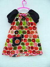 Muster aus 100% Baumwolle für alle Größe 116 Mädchenkleider