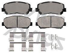 Disc Brake Pad Set-Ultra-Premium OE Replacement Front ADVICS AD1640