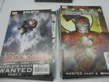 Marvel's The Invincible Iron Man #8,9,11,12,13,14,15,16,17,18,19 NM Dark Reign