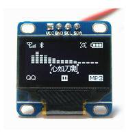 "DIYmall 0.96"" Inch Serial 128X64 OLED LCD LED White Display Module for Arduino"