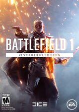 Battlefield 1: Revolution Edition PC Origin Key Digital Download [UK/EU/Global]