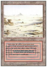 1x Damaged Badlands MTG 3rd Edition/Revised -ChannelFireball-