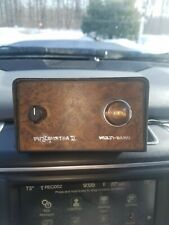 New listing Vintage FuzzBuster Ii 1975 Fuzz Buster 2 Multi-Band Radar Detector Tested Ok