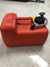 Mercury Quicksilver 3 Gallon Gas Tank