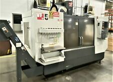 Haas Vf 540 45 Axis Cnc Vertical Machining Center With Dual 4th Axis Rotary Ta