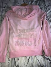 Baby Pink Juicy Couture Tracksuit Age 12
