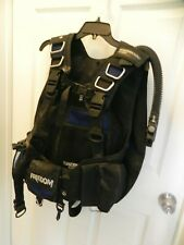 Scuba Diving BCD Sherwood Freedom Pro Tech Dive BC Small weight integrated