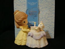 New ListingPrecious Moments-Disney-Belle, Chip, & Mrs. Potts-Beauty And The Beast
