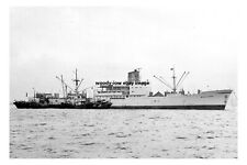 rp16108 - Swedish Cargo Ship - Ballade , built 1962 - photo 6x4
