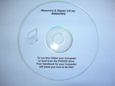 Windows CD Backup & Recovery Computer Software