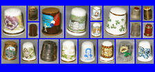 20 assorted THIMBLES ..... set 4