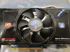 Sapphire Technology ATI Radeon HD 4870 (1002431GTXSR) 1GB GDDR5 SDRAM PCI