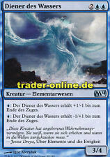 2x Diener des Wassers (Water Servant) Magic 2014 M14 Magic