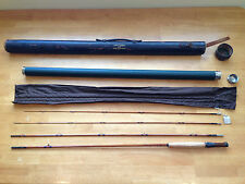 F.E. Thomas Special Bamboo Fly Rod- 1936 Browntone
