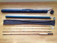 F.E. Thomas Special Bamboo Fly Rod- 1936 Browntone