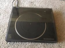 Sony Ps-Lx520 Linear Tracking Fully Automatic Stereo Turntable Parts Or Repair
