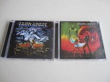 Iron Angel 2CD Set Hellish Crossfire + Winds Of War