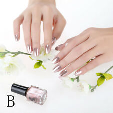 Mirror Nail Polish Plating Silver Paste Metal Color Stainless Steel Mirror Hot