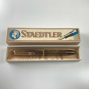 Vintage Staedtler Füllfederhalter Fountain Pen 14K nib