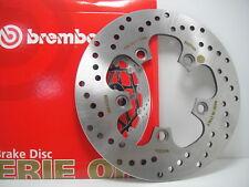 BREMBO 68B40744 DISCO FRENO POSTERIORE SERIE ORO PER SUZUKI GSX-R 1100 1986/88