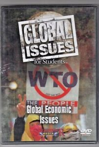 Global Economic Issues 2004 by Schlessinger Media DVD - Sealed NOS
