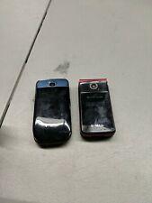 Lot of 2 t mobile flip phones Sony Ericsson