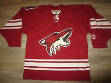 Phoenix Arizona Coyotes NHL Koho Jersey LG L mens