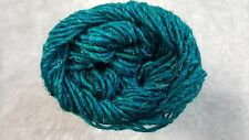 Noro Silk Garden Solo #11 Electric Teal 50g