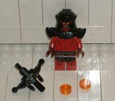 LEGO Nexo Knights Crust Smasher (1x) NEW Minifigure 70311 Chaos Catapult