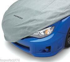2012 - 2014 Subaru Impreza WRX Car Cover with bag - Genuine OEM