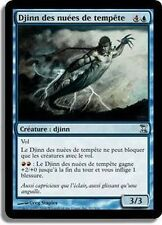 MTG Magic TSP Foil - Stormcloud Djinn/Djinn des nuées de tempête, French/VF