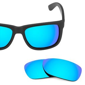 Polarized Blue Replacement Lenses for Ray Ban 4165 (54)